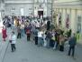 Msza żałobna za Jana Pawła II - 7.04.2005
